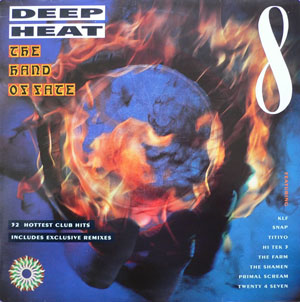 VARIOUS - Deep Heat 8 - The Hand Of Fate