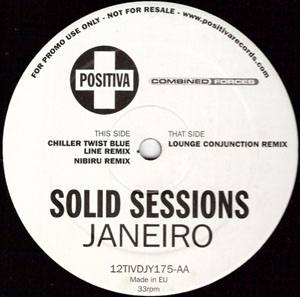 Solid Sessions - Janeiro (Lounge Remixes)