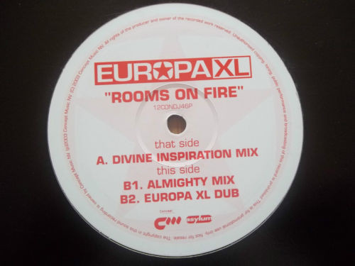 Europa XL - Rooms On Fire
