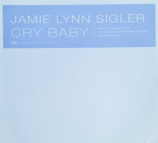 Jamie Lynn Sigler - Cry Baby