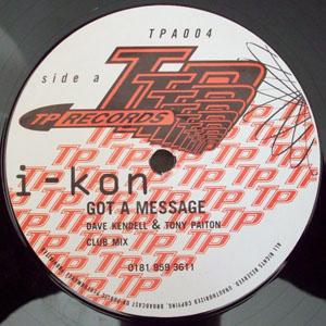 I-kon - Got A Message