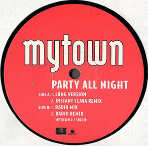 Mytown - Party All Night