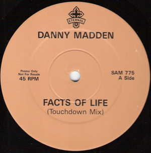Danny Madden - Facts Of Life