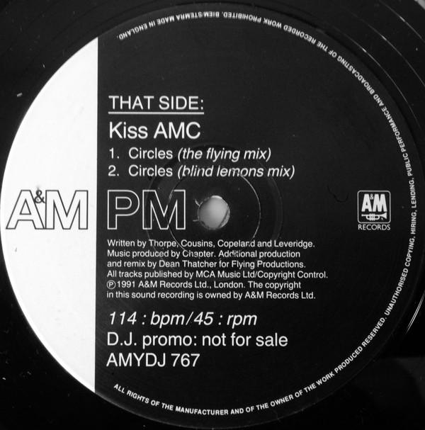 Kiss AMC - Circles