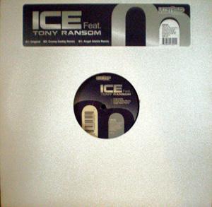 Tony Ransom - Ice