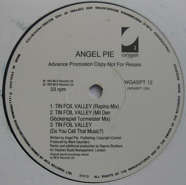 Angelpie - Tin Foil Alley