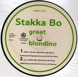 Stakka Bo - Great Blondino