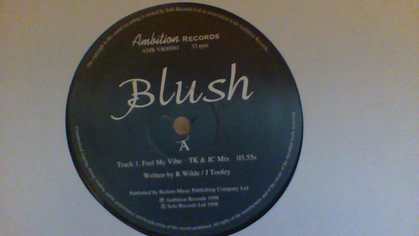 Blush - Feel My Vibe