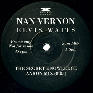 Nan Vernon - Elvis Waits... (Secret Knowledge Remixes)