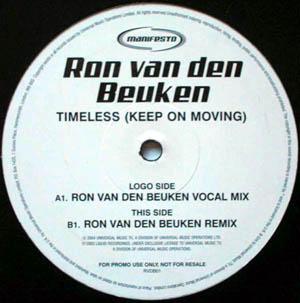 Ron Van Den Beuken - Timeless (Keep On Moving)