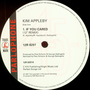 Kim Appleby - If You Cared