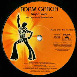 Adam Garcia - Night Fever