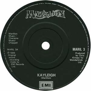 Marillion - Kayleigh