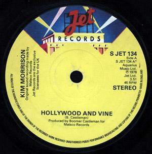 Kim Morrison - Hollywood And Vine