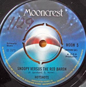 Hotshots - Snoopy Versus The Red Baron