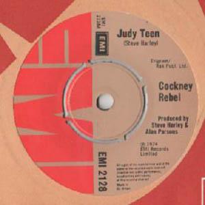 Cockney Rebel - Judy Teen
