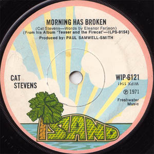 Cat Stevens - Morning Has Broken / I Want To Live In A Wigwam