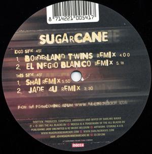 Darling Nikkie - Sugarcane
