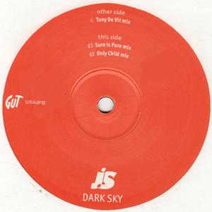 JIMMY SOMERVILLE - DARK SKY (TONY DE VIT) disc 2