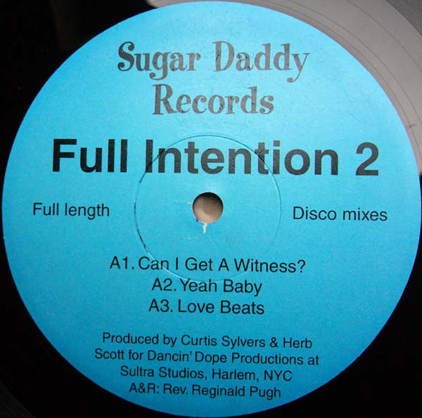 FULL INTENTION - VOLUME 2