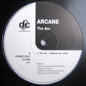 ARCANE - THE ARC