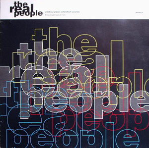 Real People, The - Window Pane (Extended Version)