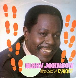 Marv Johnson - Run Like A Rabbit
