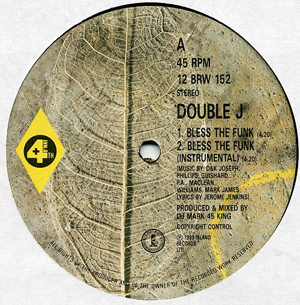 Double J - Bless The Funk