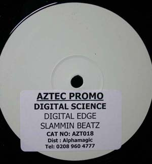 Digital Science - Digital Edge / Slammin Beatz