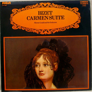 Bizet ? Morton Gould And His Orchestra - Carmen Suite