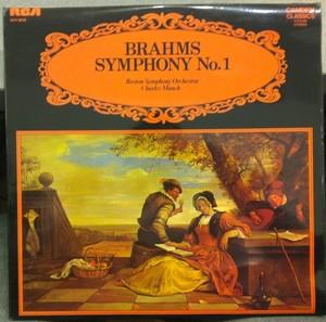 Brahms - Boston Symphony Orchestra - Symphony No.1
