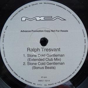Ralph Tresvant ? - Stone Cold Gentleman