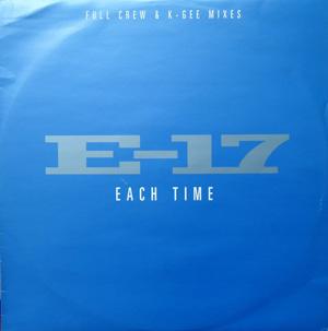 E-17 - Each Time