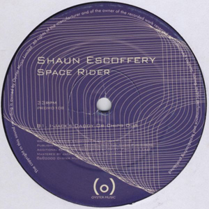 Shaun Escoffery - Space Rider (I-Jack Mixes)