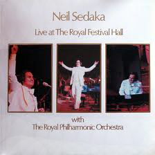 Neil Sedaka With Royal Philharmonic Orch. - Live At The Royal Festival Hall