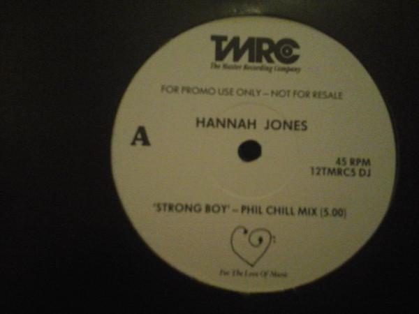 Hannah Jones - Strong Boy