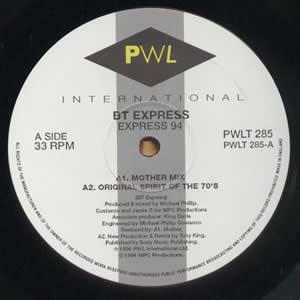 B.T. EXPRESS - EXPRESS 94