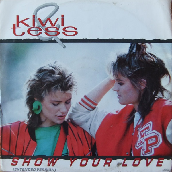 Kiwi & Tess - Show Your Love (Extended Version)