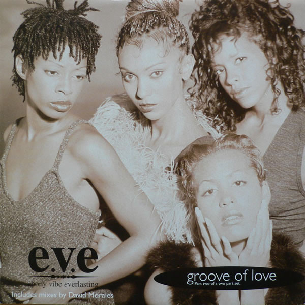 EBONY VIBE EVERLASTING - Groove Of Love (Part 2)