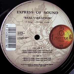 EXPRESS OF SOUND - REAL VIBRATION