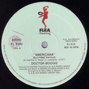 Doctor Boogie - Americana