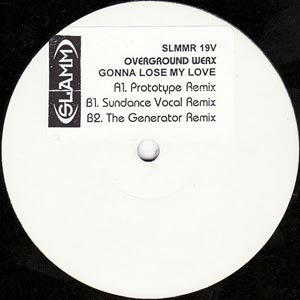 Overground Werx ? - Gonna Lose My Love (Remixes)