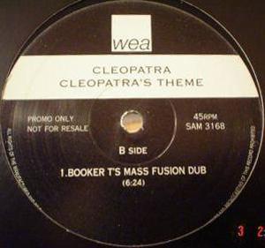 CLEOPATRA - Cleopatra's Theme - Maxi x 1