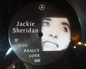 Jackie Sheridan - If You Really Love Me