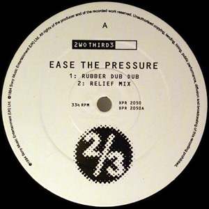 2wo Third3 - Ease The Pressure