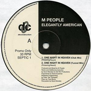 M People - Elegantly American
