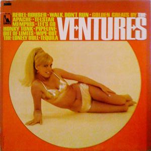Ventures, The - Golden Greats By The Ventures