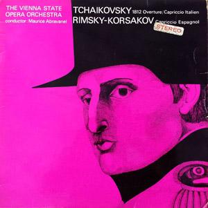 Tchaikovsky, Rimsky-Korsakov, Vienna State Orch. - 1812 Overture