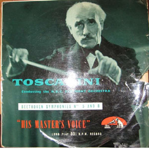 Beethoven - Toscanini/ Nbc Symphony Orchestra - Beethoven: Symphonies Nos. 5 & 8.