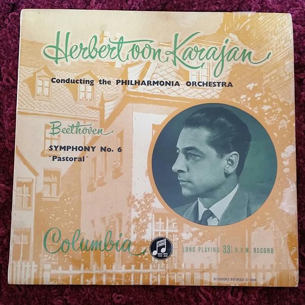 Beethoven, Philharmonia Orchestra -  Karajan - Symphony No.6